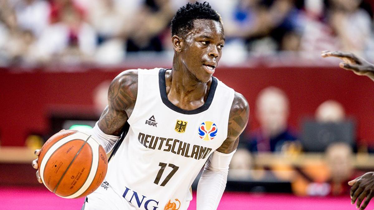 Der Deutsche Basketball Bund (DBB) und das Management von Dennis Schröder informieren: Dennis Schröder wird bei der Olympia-Qualifikation im kroatischen Split (29. Juni – 4. Juli 2021) nicht für Deutschland spielen können. Grund dafür sind die enormen Versicherungsanforderungen, die nicht erfüllbar sind und damit einen Einsatz verhindern.